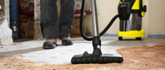 8 Лучших строительных пылесосов