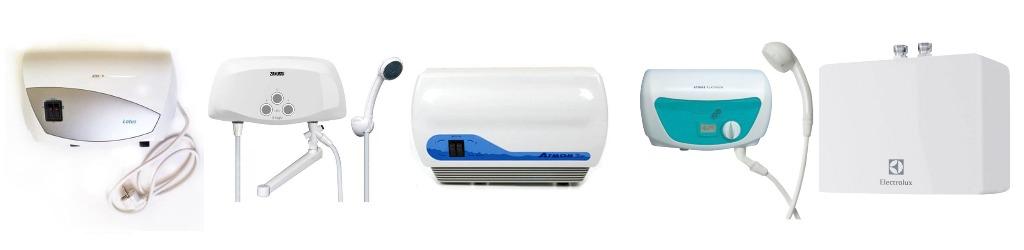 15 лучших проточных электрических водонагревателей