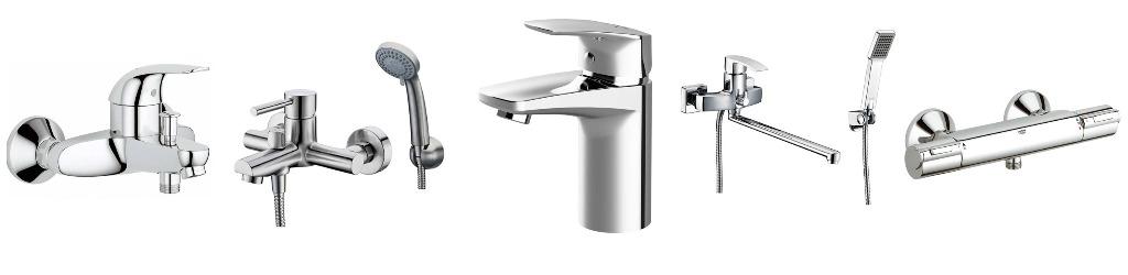 Рейтинг 16 Лучших смесителей для ванны и для раковины 2020