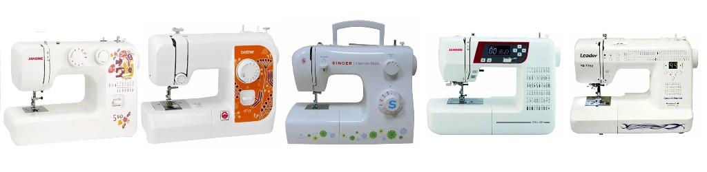 Рейтинг 12 швейных машинок 2019 года для дома