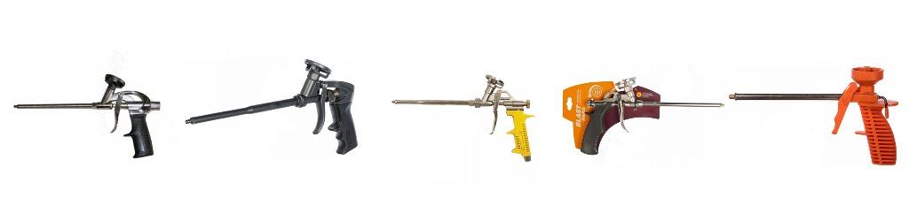 ТОП 10 Лучшие пистолеты для монтажной пены 2019 года