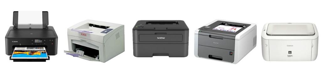 ТОП 12 лучших принтеров для дома, обзор струйных и лазерных моделей