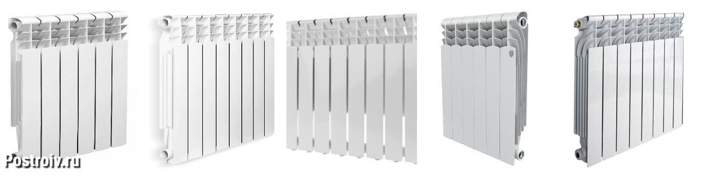 9 лучших алюминиевых радиаторов отопления