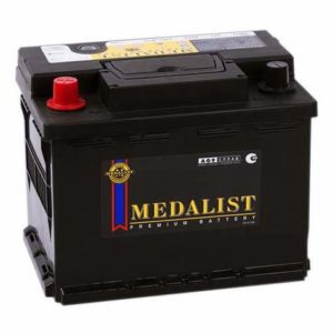 Medalist Premium 60 А/ч 540 А