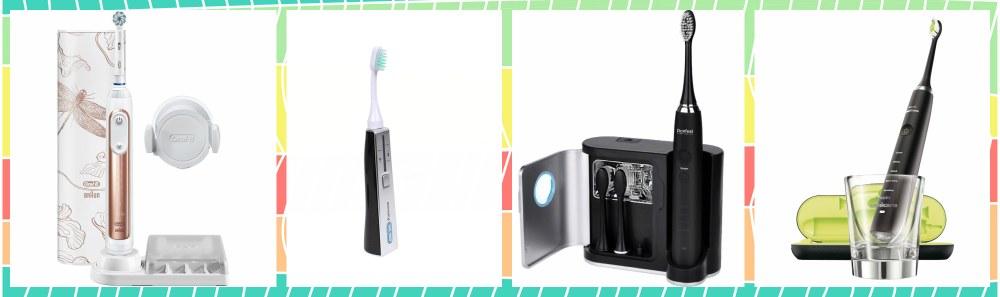 Лучшая электрическая зубная щетка 2