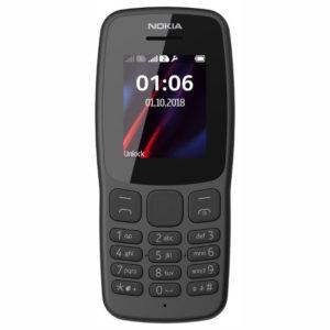 Nokia 106 (2018) (без камеры и интернета)