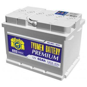 Тюмень Premium 6СТ-60 акб