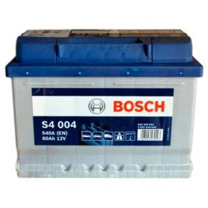 Bosсh S4 004 акб
