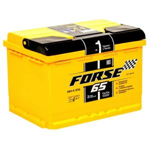 Forse 6CT-65VLR