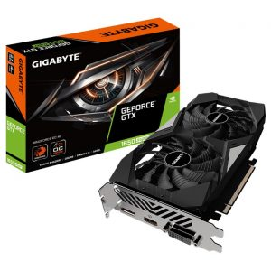 GIGABYTE-GeForce-GTX-1650-SUPER-1755MHz-PCI-E-3.0-4096MB-12000MHz-128-bit-DVI-HDMI-DisplayPort-HDCP-WINDFORCE-OC