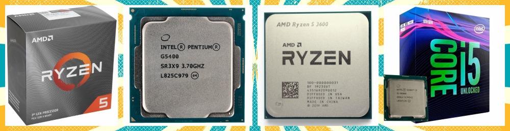 10 Лучших процессоров для игр в 2020 году от AMD и Intel Core