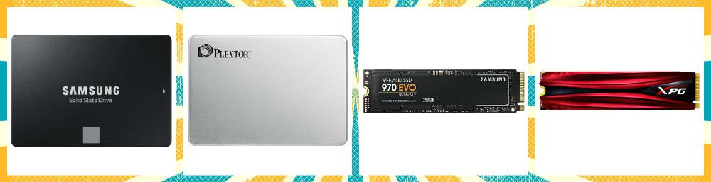 Лучшие SSD диски