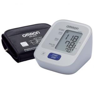 Omron M2 Basic + адаптер + универсальная манжета (HEM-7121-ALRU)