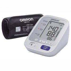 Omron M3 Comfort + адаптер + универсальная манжета (HEM-7134-ALRU)