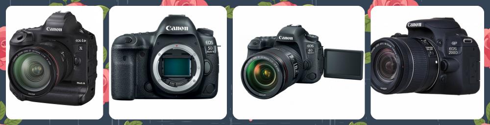 16 Лучших фотоаппаратов Canon