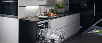 Лучшая посудомоечная машина