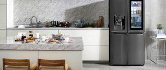 ТОП-22 Лучших холодильника LG
