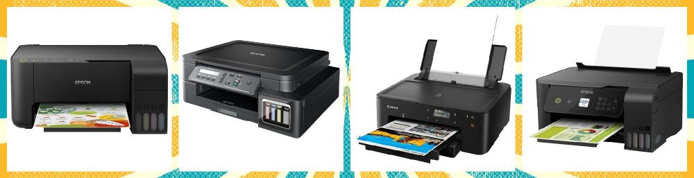 Лучшие струйные принтеры для дома