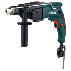 Дрель ударная Metabo SBE 760 (ЗВП) Case 760 Вт