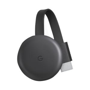 ТВ-адаптер Google Chromecast 2018