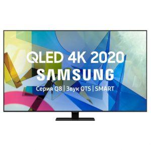 QLED Samsung QE49Q80TAU (2020)