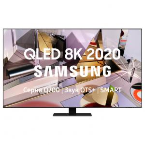 """QLED Samsung QE55Q700TAU 55"""" (2020)"""