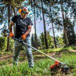 ТОП 15 Лучших бензиновых триммеров для травы