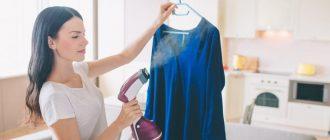 Лучшие отпариватели для одежды 2021
